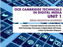 CAMBRIDGE TECHNICALS - UNIT 1 - Every Lesson!