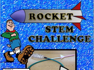 STEM CHALLENGE: CREATE A ROCKET
