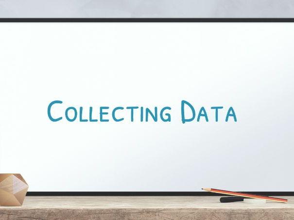 GCSE Statistics Collecting Data 3: Accuracy and Sampling