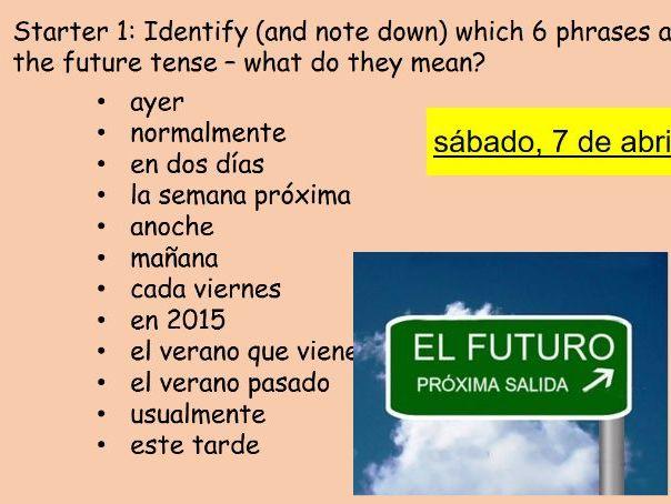 AQA GCSE Spanish - El deporte en el mundo - 2 lessons