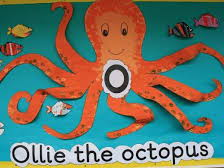 Ollie The Octopus Unit