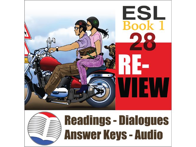 ESL Readings & Exercises Book 1-28