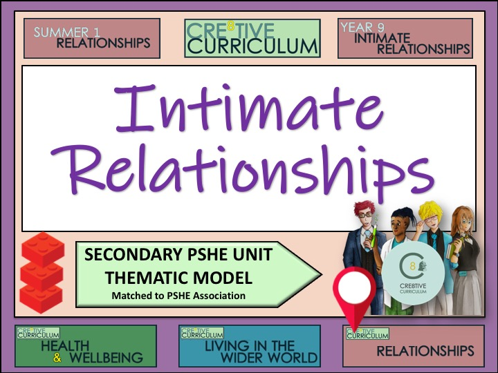 Thematic PSHE Intimate Relationships