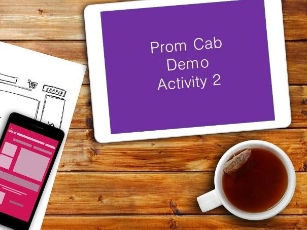 Prom CAB - Demo - Video Guides - GCSE Edexcel ICT