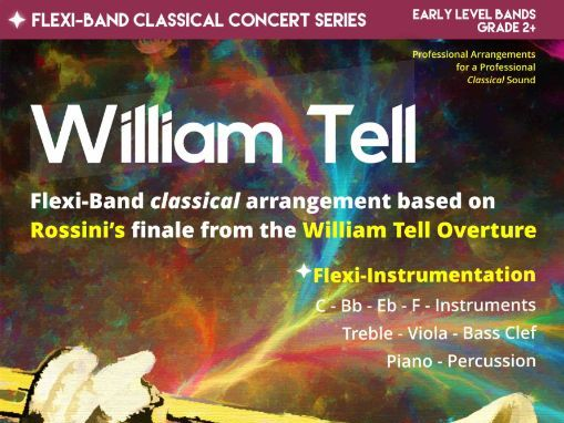 William Tell Overture (Flexi-Band Score & Parts)