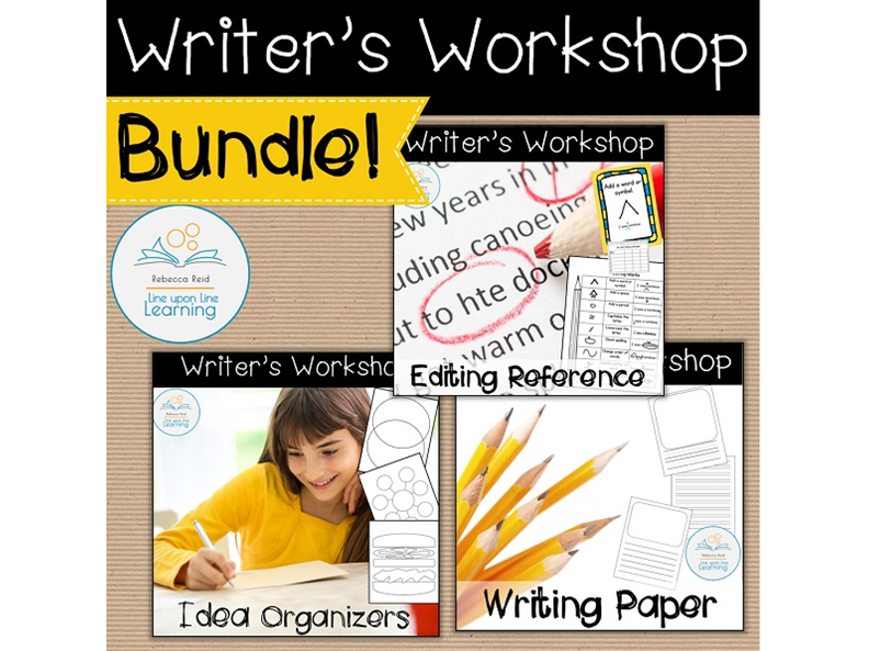 Writer's Workshop Resources BUNDLE