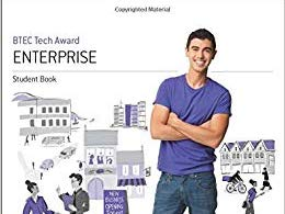 BTEC Tech Award Enterprise | Component 3 Revision Pack