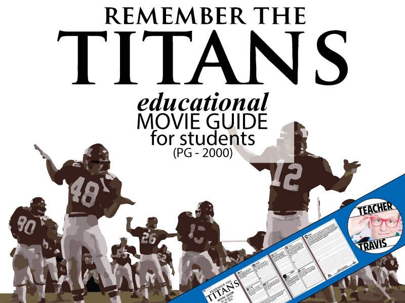 Remember the Titans Movie Viewing Guide