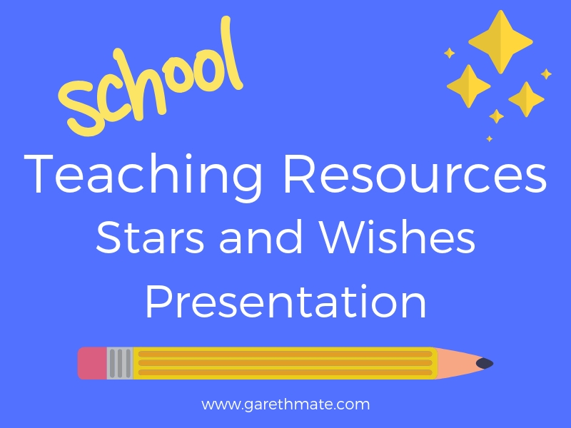 Stars and Wishes Peer Assessment Presentation