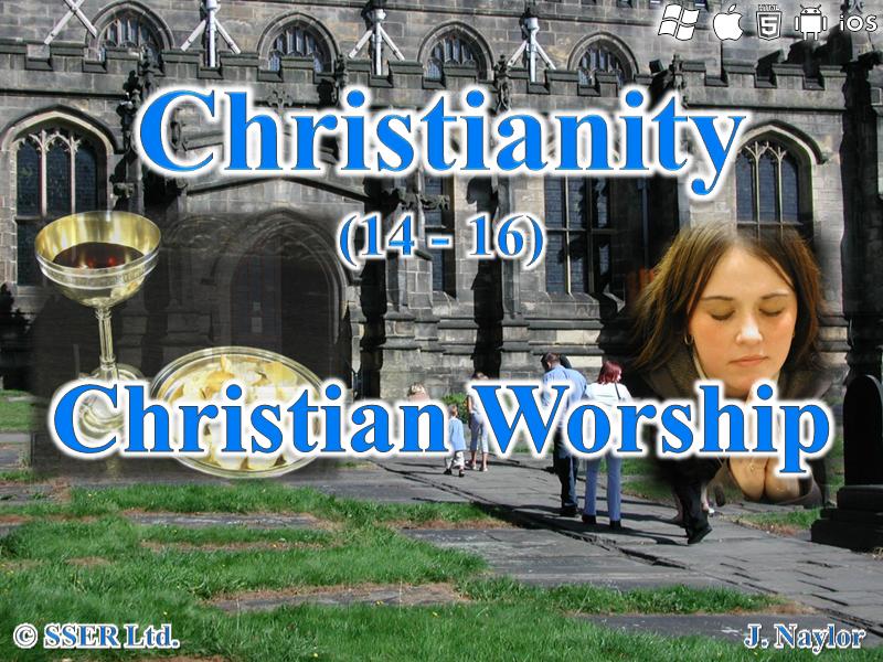 Christianity - Worship