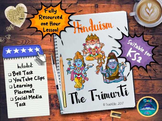 Hinduism : Trimurti