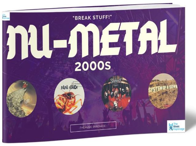 Nu-Metal-2000s Music-FULL LESSON