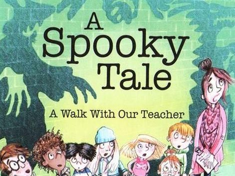 A Spooky Tale - Book