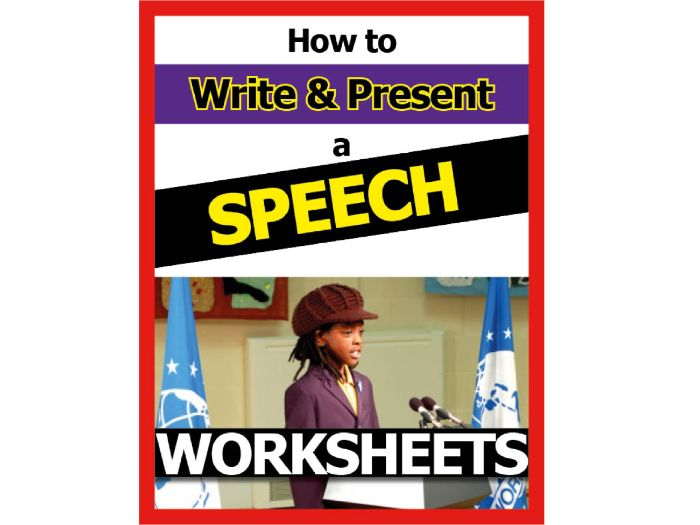 How to Write & Present a Speech **NEW**
