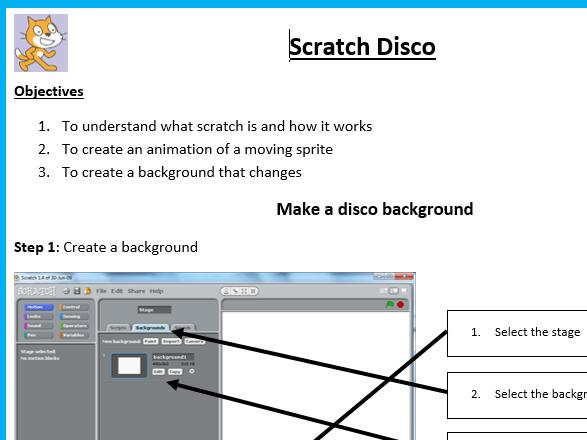 Scratch SOL KS2/3