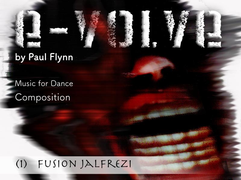 e-Volve - 1 - Fusion Jalfrezi