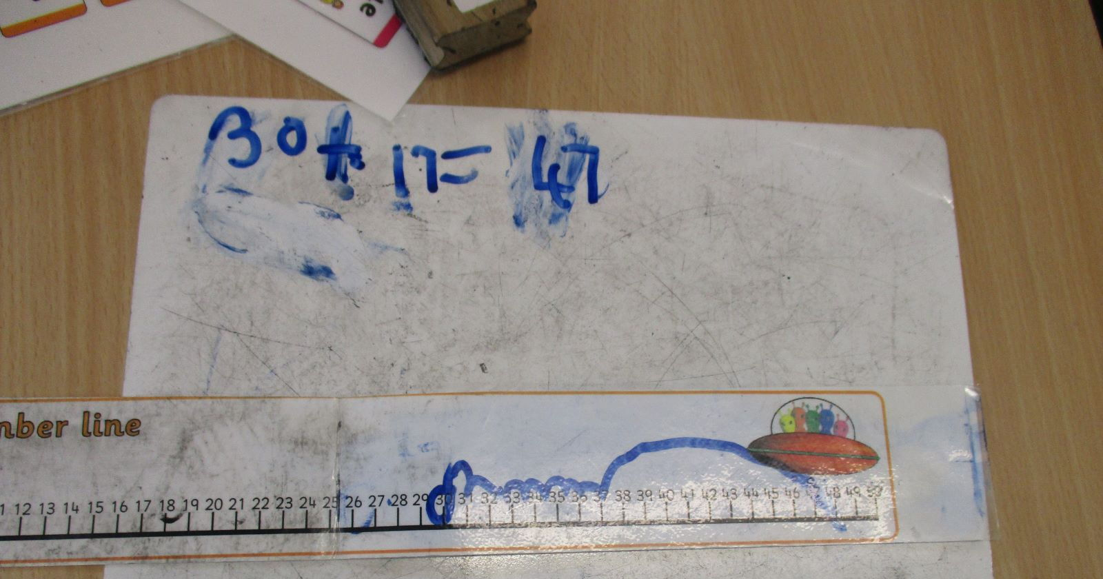 Addition and Subtraction Year 1