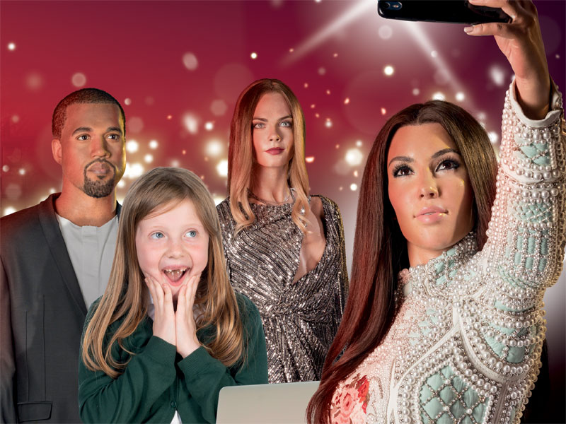 Media and Fake News  (Ages 7-13) - A Madame Tussauds London resource