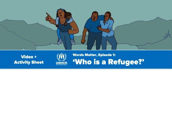 Refugees-Words Matter