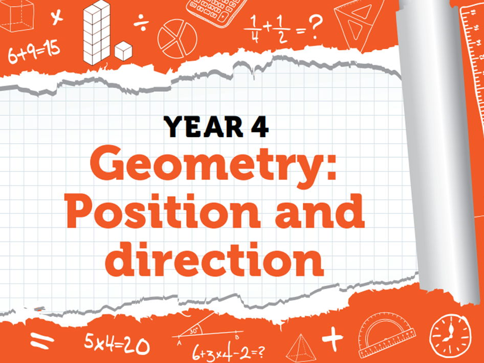 Year 4 – Geometry: Position and direction – Summer week 11 – Block 6 - Introducing translation