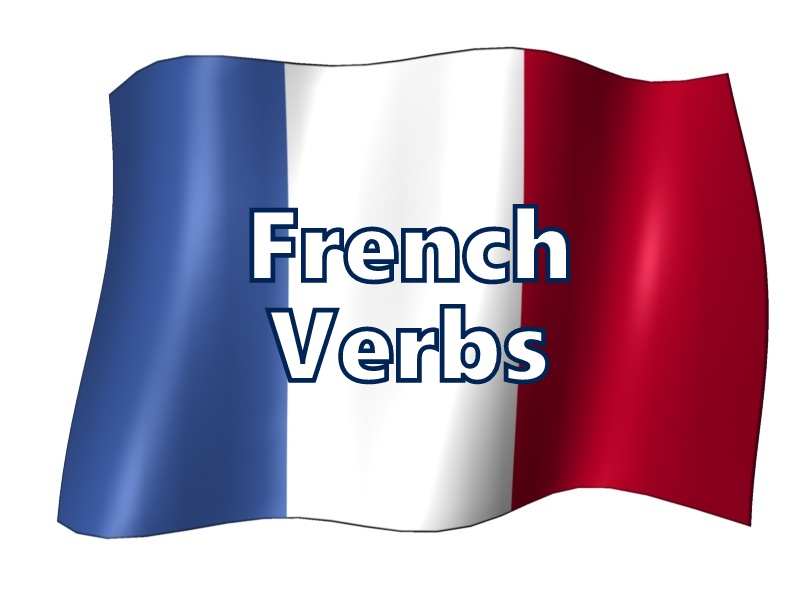 FRENCH VERBS BUNDLE - WORKSHEETS