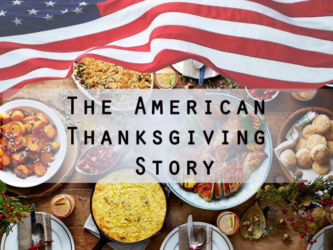 The American Thanksgiving Story