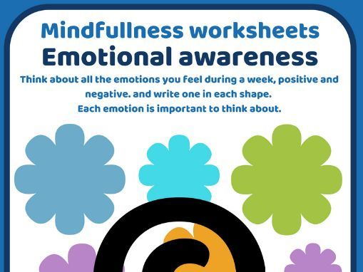 Mindfullness worksheets