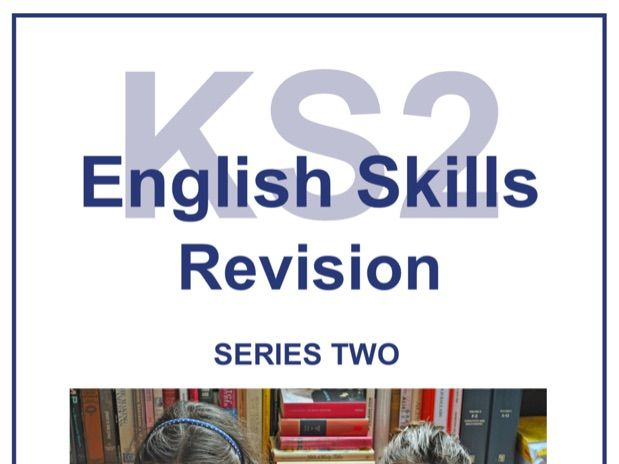KS2 English Skills Revision Series Two Resource Pack
