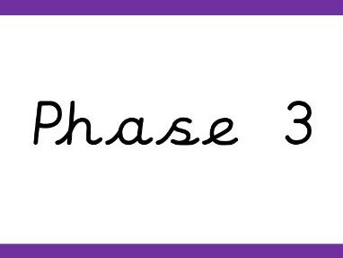 Phase 3 Cards