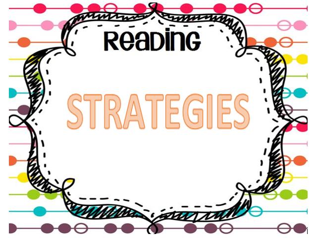 READING STRATEGIES PACK FOR ANY NOVEL