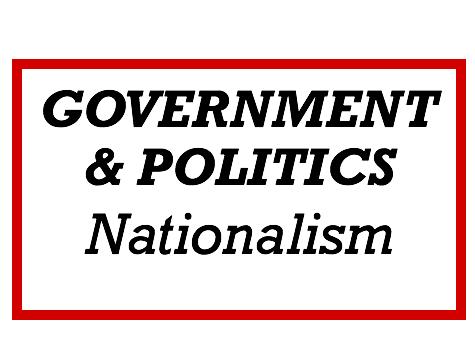 Politics Edexcel - Nationalism
