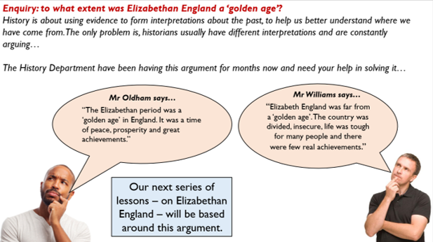 Was Elizabethan England a Golden Age?