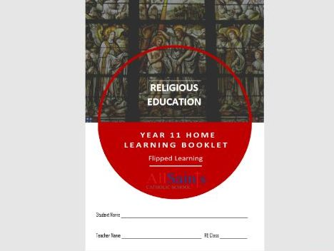 Home Learning Booklet - Religious Education - GCSE Edexcel - Philosophy and Ethics - Paper3
