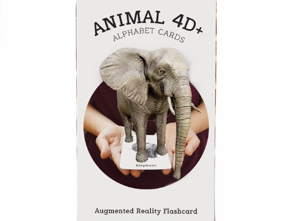Animal 4D+ Augmented Reality Flashcards - SEN and Autism Educational Material