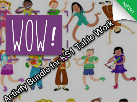 KS1 Last week of term MEGA activity bundle
