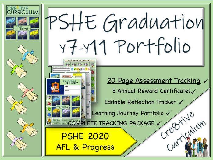 PSHE 2020 Assessment & Progress