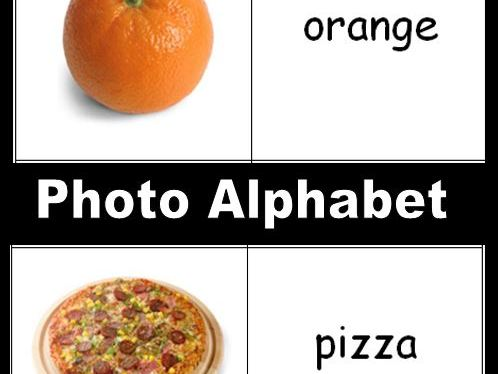 ABC of Photographs Flashcards