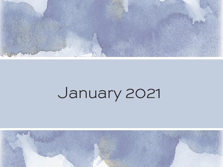 NEW 2020/21 Teacher Planner - Spring term