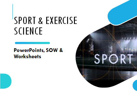 BTEC Level 2 Sport: Profiling Sports Performance (Full unit with PowerPoint, worksheets & Unit Plan)