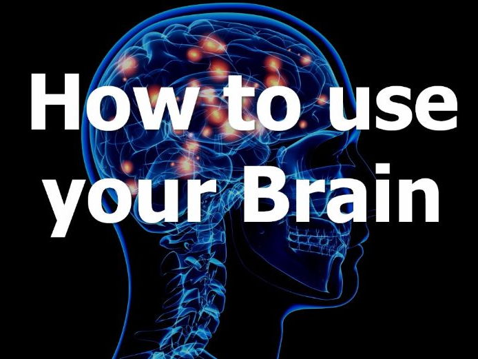 How to use your Brain - making your memory work for revision