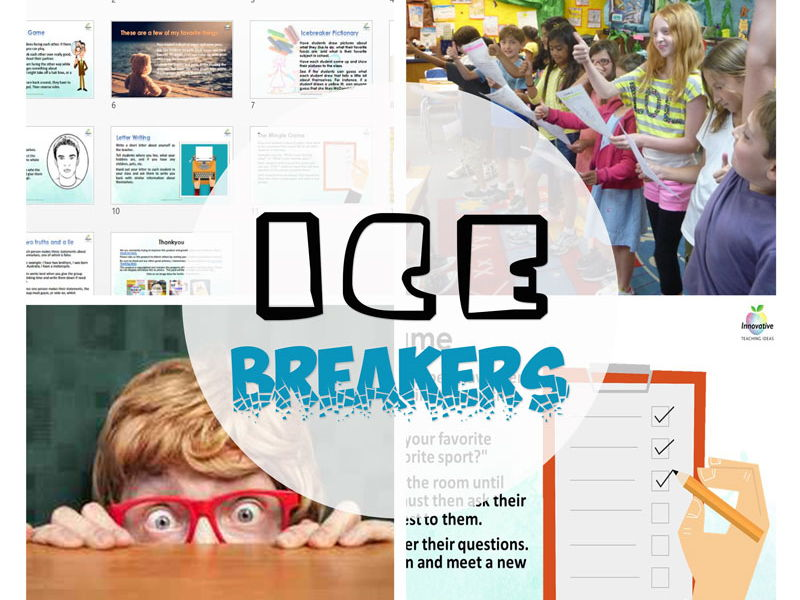 Back To School Icebreakers