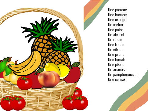 Les Fruits - Refresher