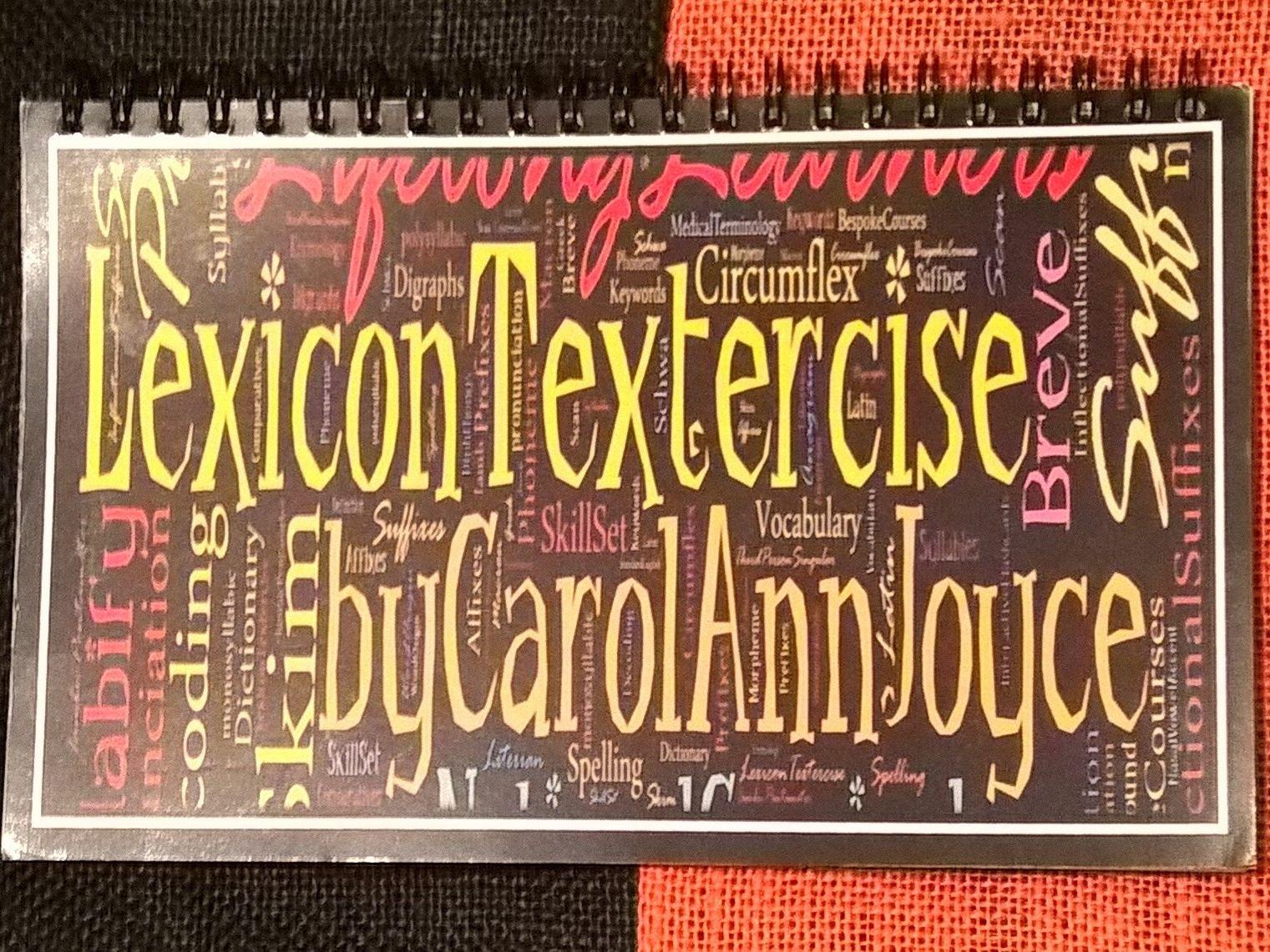 Literacy / Lexicology: Lexicon Textercise