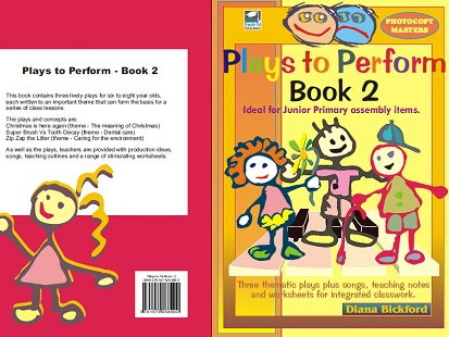 Plays to Perform Book 2 - For Ages: Junior Primary