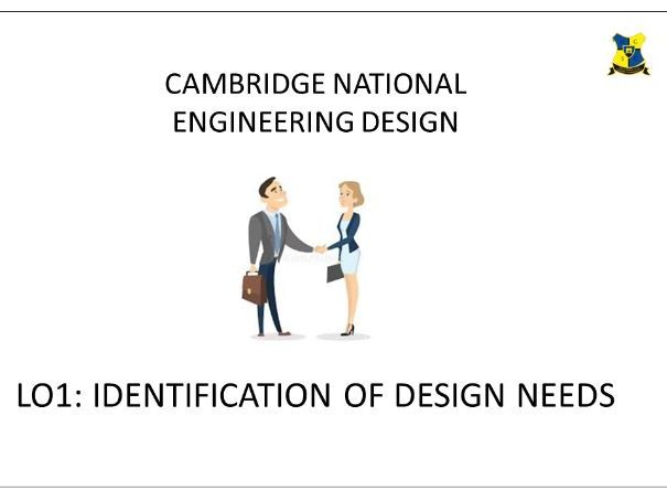 OCR Cambridge National: Engineering Design - R105 COMPLETE THEORY BUNDLE