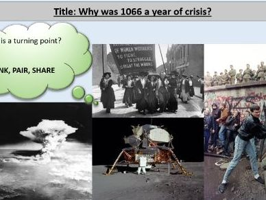 1. Was 1066 a Year of Crisis?
