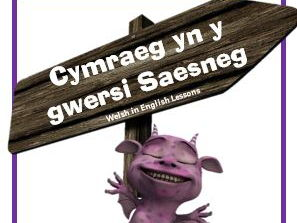 English Lessons Developing Progressive Incidental Welsh in the Primary School N to Y6  Booklet