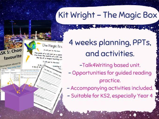 Kit Wright - The Magic Box - Complete Bundle