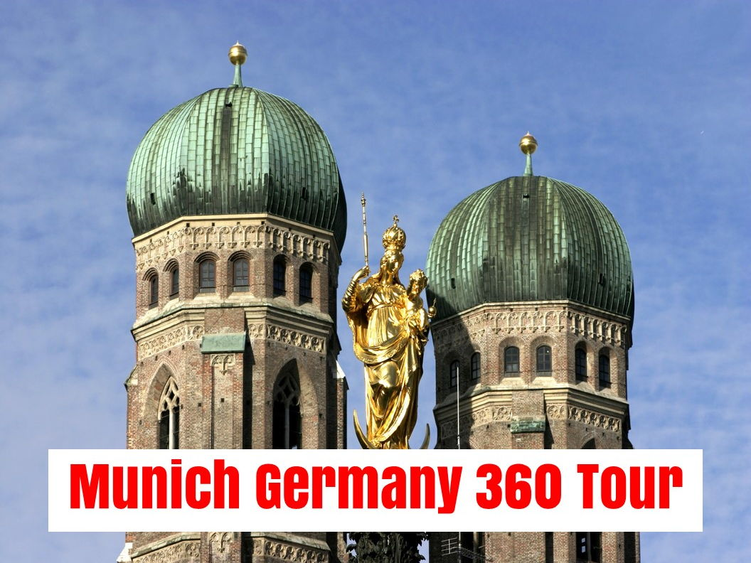 Germany Virtual Tour Guides Bundle #3 of 4
