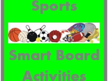 Sports in Italian Smartboard activities